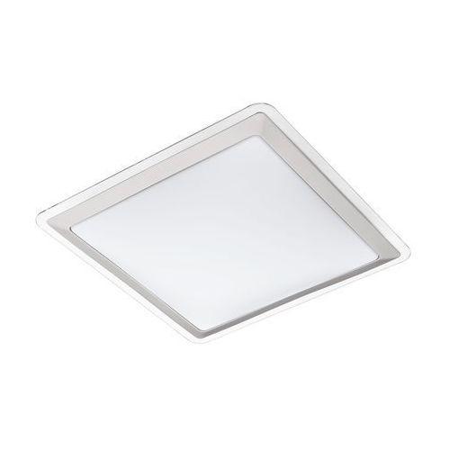 Eglo Plafon competa 1 95677 lampa oprawa sufitowa 1x22w led biała