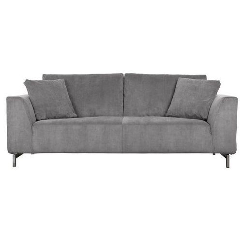 sofa dragon 3-miejscowa szara - zuiver 3200042 marki Zuiver