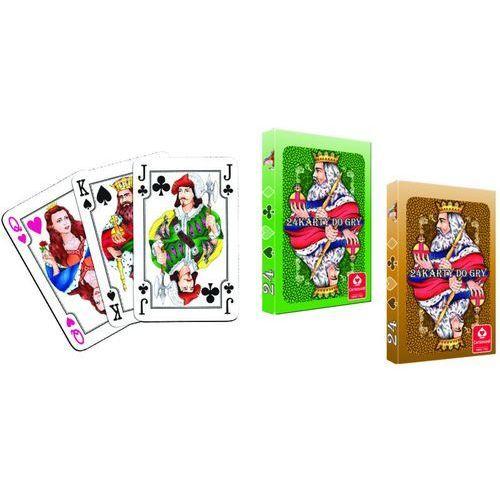 Karty do gry CARTAMUNDI 24 listki