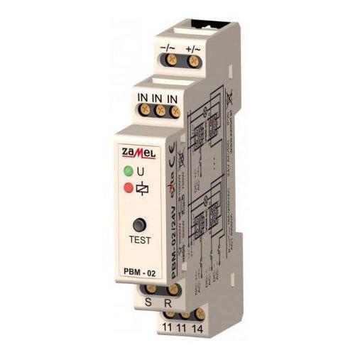 Przekaźnik bistabilny PBM-02/24V