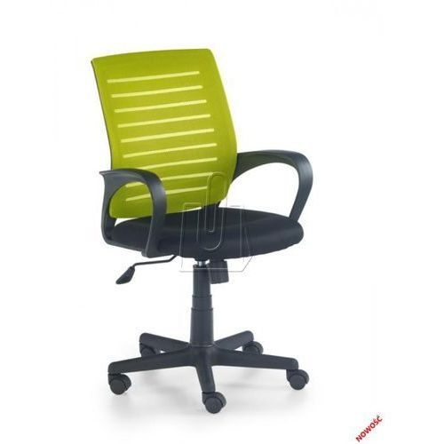 Fotel pracowniczy  santana zielony – dostawa gratis 24h marki Halmar