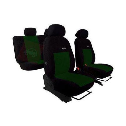 Pokrowce samochodowe ELEGANCE Zielone Citroen C5 I 2001-2004 - Zielony, 13786
