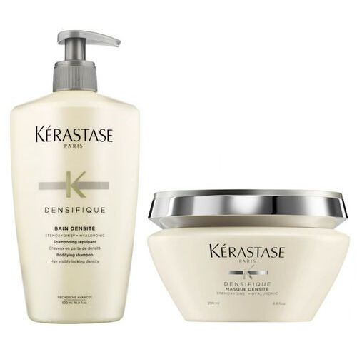 Kerastase Densifique Densite Shampoo 500ml + Mask 200ml