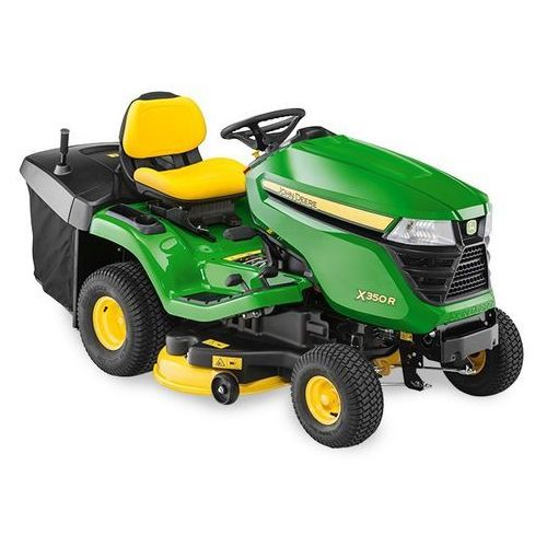 Traktorek kosiarka samojezdna John Deere X350R - RATY 0%