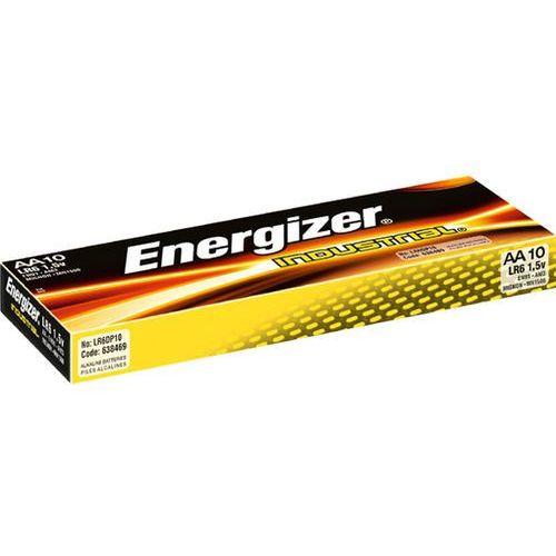 Bateria alkaliczne aa lr6 industrial 10szt. marki Energizer