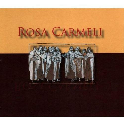 Rosa carmeli - tradycyjne pieśni karmelitańskie marki Praca zbiorowa