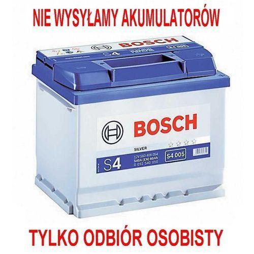 S4 akumulator producenta BOSCH, napięcie: 12V, prąd: 330A, pojemność: 40Ah