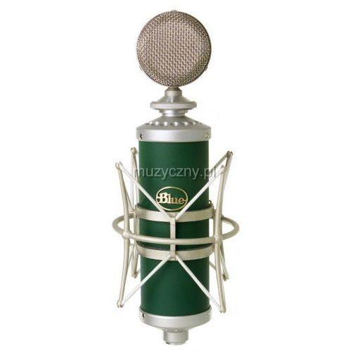 kiwi mikrofon pojemnościowy wyprodukowany przez Blue microphones