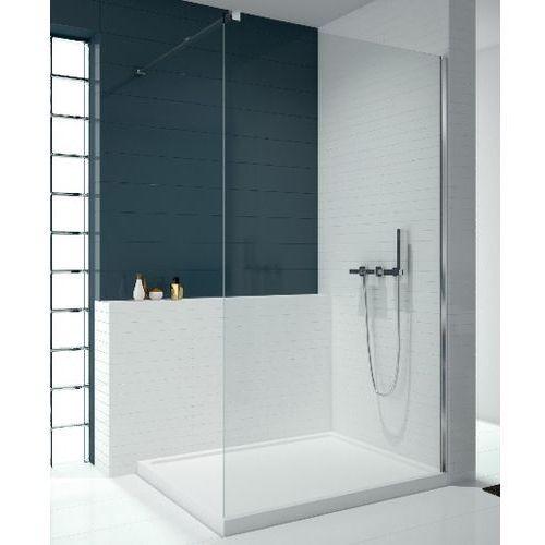 Newtrendy inwestycje Ścianka prysznicowa 100 cm d-0107b velio new trendy