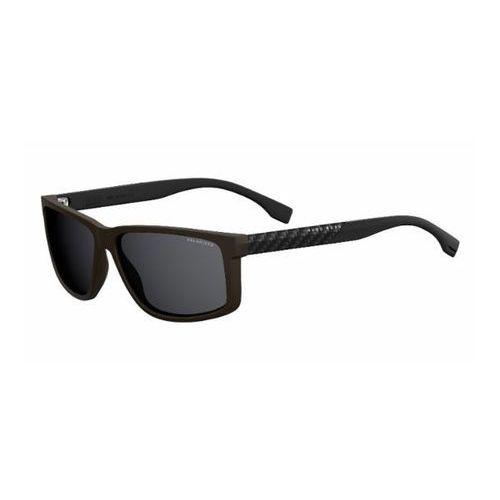 Boss by hugo boss Okulary słoneczne boss 0833/s polarized hwo/3h