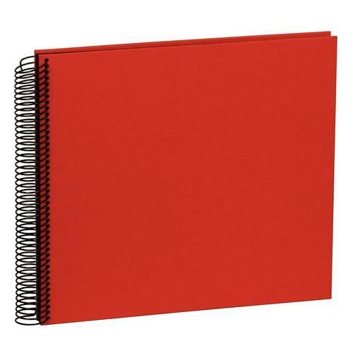 Semikolon Album na zdjęcia uni economy czarne karty średni czerwony