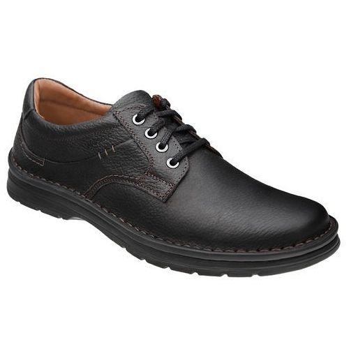Półbuty sznurowane buty KRISBUT 4560-1-9 Czarne - Czarny (0000456019403)