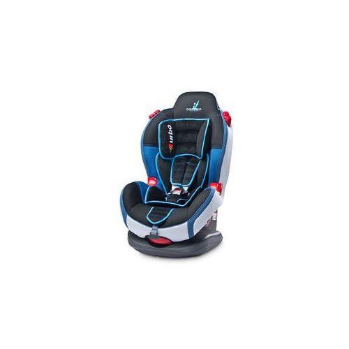 Fotelik samochodowy sport turbo 9-25kg + gratis (granatowy) marki Caretero