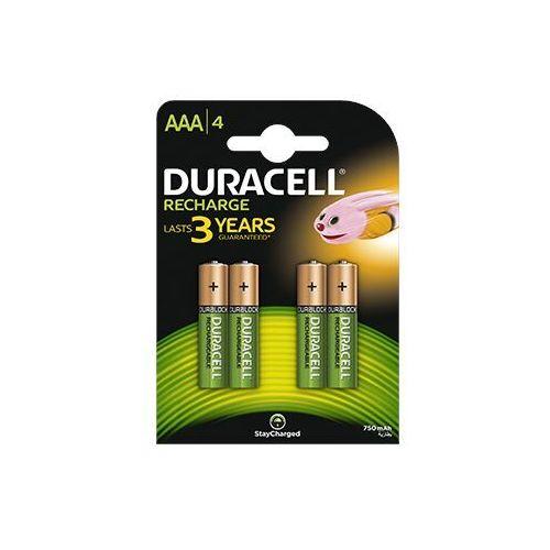 Akumulatorki aaa 800/850mah op.4 marki Duracell