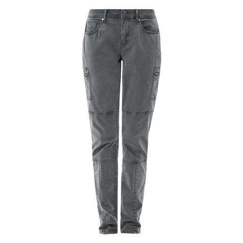 s.Oliver spodnie damskie 36/32 szary, skinny