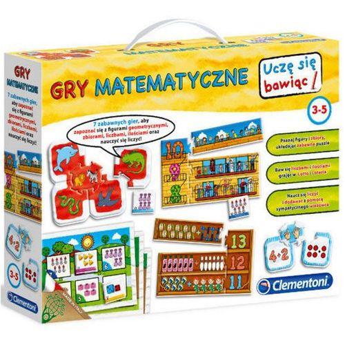 Gry matematyczne - gry matematyczne marki Clementoni