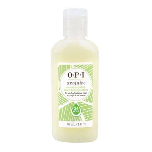 OPI AVOJUICE COCONUT MELON HAND & BODY LOTION Balsam do dłoni i ciała - kokos i melon (30 ml)