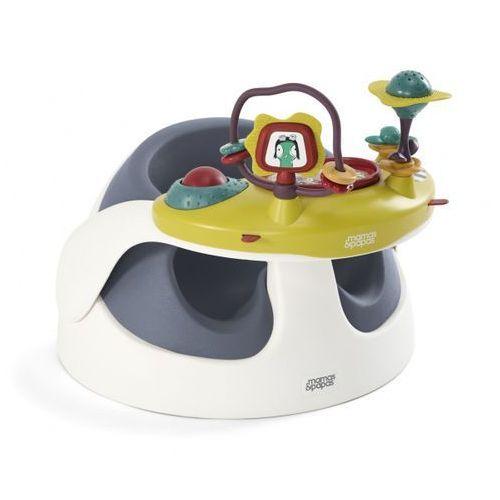Mamas&papas Krzesełko z tacką edukacyjną baby snug - navy 5031672799942 (5031672799942)