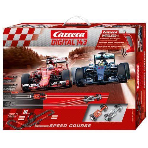 Carrera Digital 143 speed course (4007486400313)