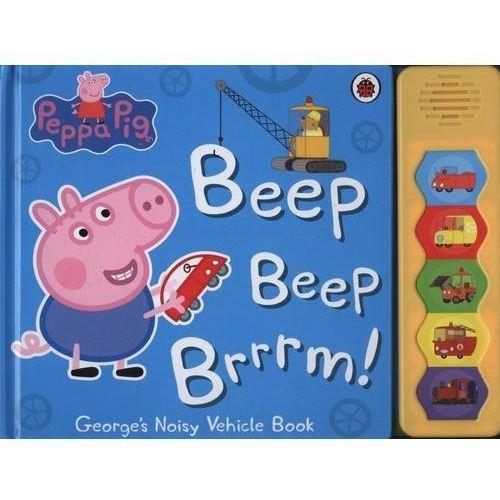 Peppa Pig: Beep Beep Brrrm! - (10 str.)