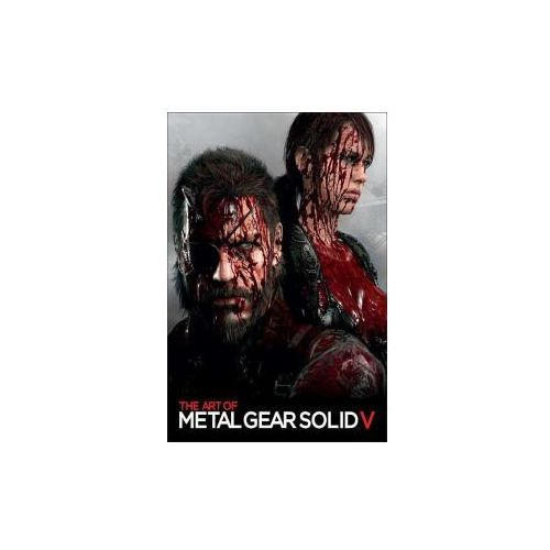 The Art of Metal Gear Solid V (9781506701103)