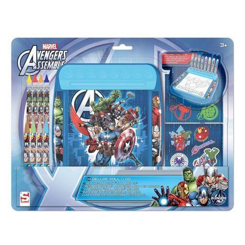 Zestaw do kolorowania Avengers