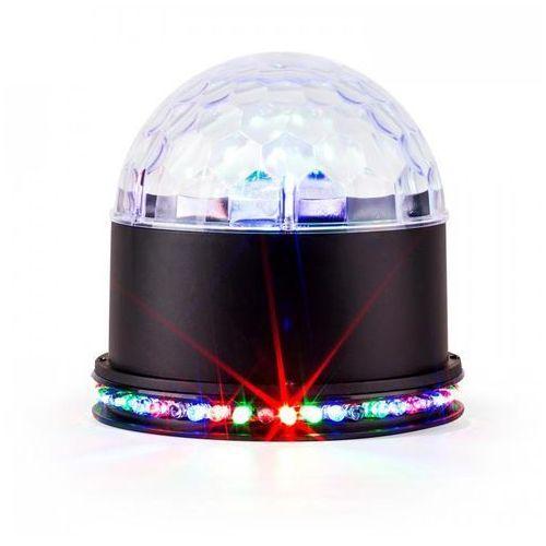 Ufo-astro-bl efekt świetlny led rgb czarny marki Ibiza