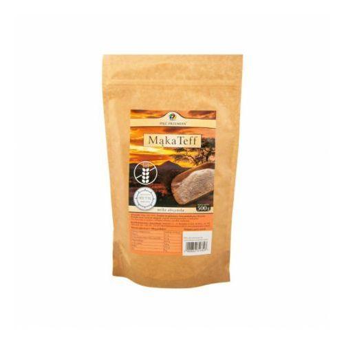 Przecena mąka teff bezglutenowa 500 g marki Pięć przemian