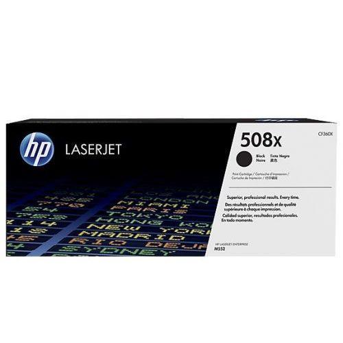 HP Inc. Toner 508X High Yield Black 12,5k CF360X