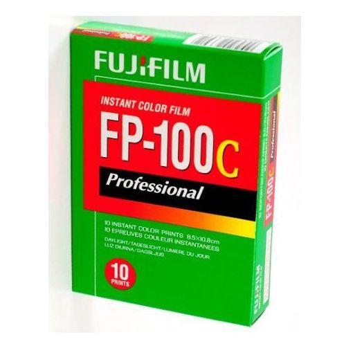 Fujifilm Fuji instant wkład fp-100c color /10 szt. błysk