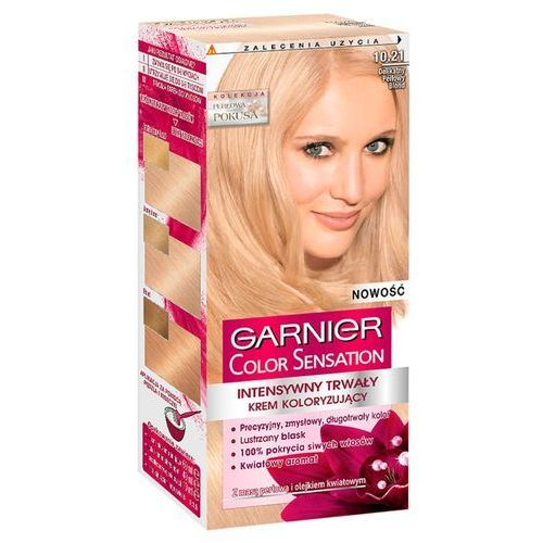 GARNIER Color Sensation farba do wlosow 10,21 Delikatny Perlowy Blond (3600541340046)