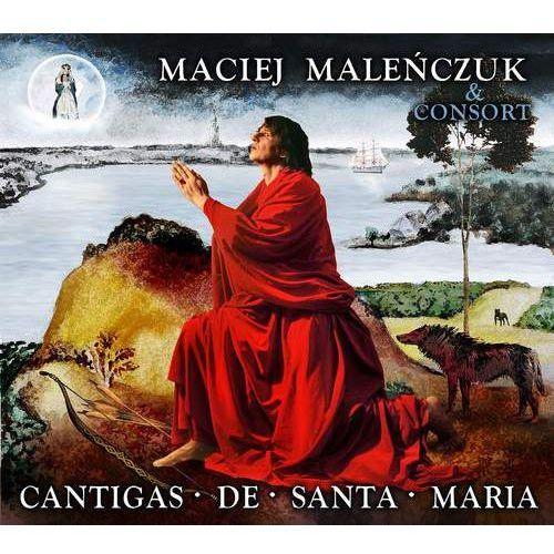 Warner music poland Cantigas de santa maria - maciej&consort malenczuk (płyta cd) (5051011705922)