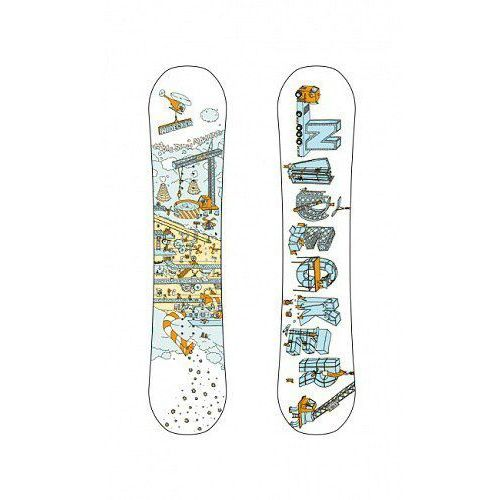 snowboard NIDECKER - Magic (3226) rozmiar: 105