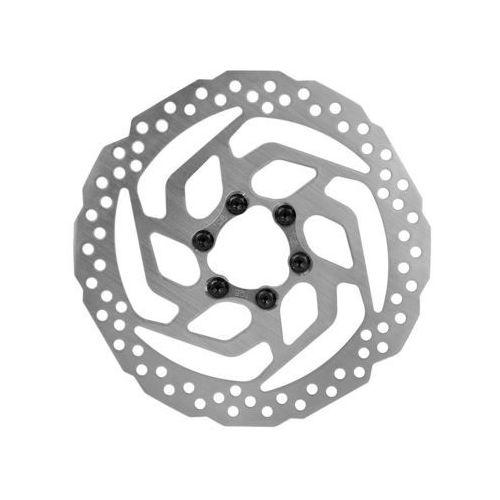 Tarcza hamulcowa sm-rt26 180 mm, 6 śrub marki Shimano