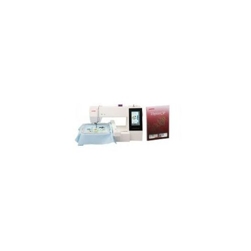 Hafciarka JANOME MC500E + DIGITIZER JR - dostawa w 24h, JANOME MC500E DIGITIZER JR