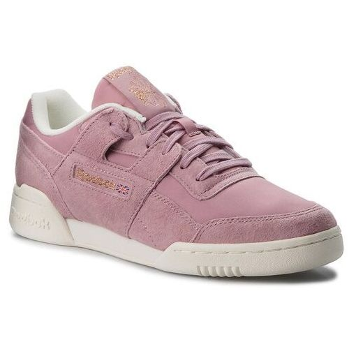 Reebok Buty - workout lo plus cn4623 infused lilac/chalk/rose