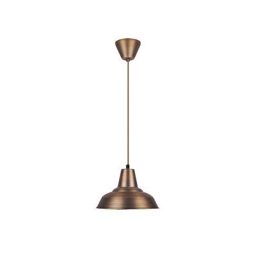 Lampa wisząca zwis oprawa madison 1x60w e27 brązowa 2614 marki Rabalux