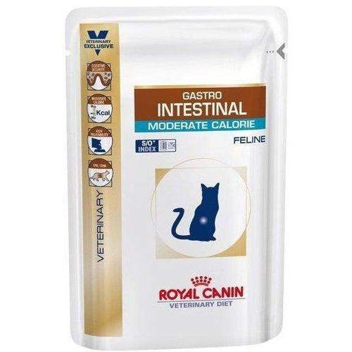 cat gastro intestinal moderate calorie 100g marki Royal canin vet