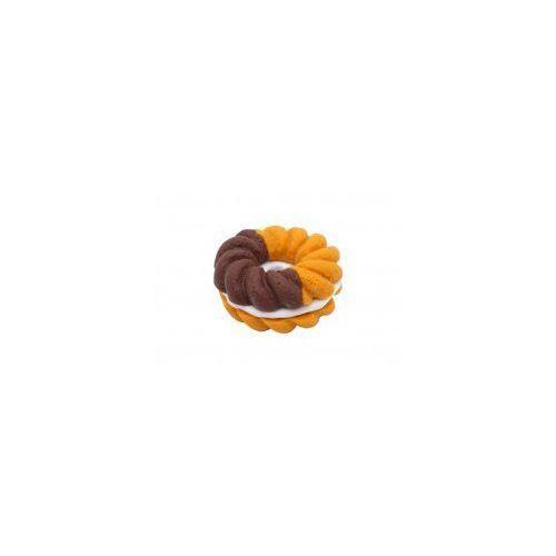 Gumka do ścierania - czekoladowy pączek