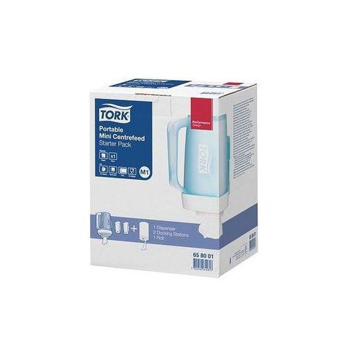 Tork mini dozownik do papieru toaletowego w roli SmartOne Nr art. 472025, 472025