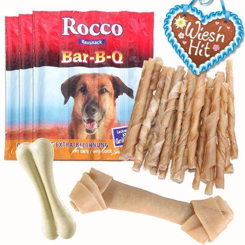 Zestaw smakołyków dla psa z Okazji Oktoberfest - 4-częściowy zestaw (4011905026169)