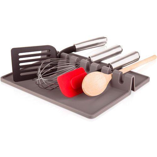 Tomorrow's kitchen Podstawka na narzędzia kuchenne xl szara (tk-46713606) (8714793467132)