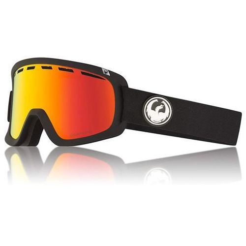 Gogle snowboardowe - d1otg bonus plus black/ltredion+rose (332) rozmiar: os marki Dragon