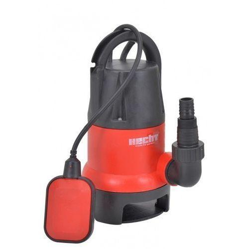 Hecht czechy Pompa zanurzeniowa zatapialna do wody hecht 3400 brudnej czystej ogrodowa 400w 8000 l/h ewimax