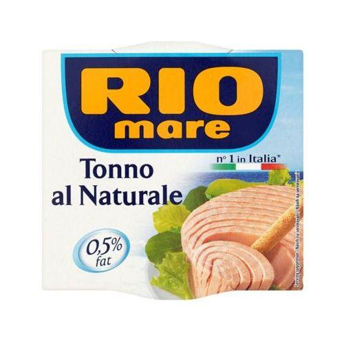 Rio mare 160g tuńczyk w sosie własnym w kawałkach