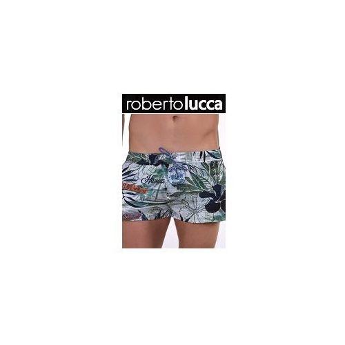 Szorty Kapielowe Męskie Roberto Lucca 80142 3000 Caribe