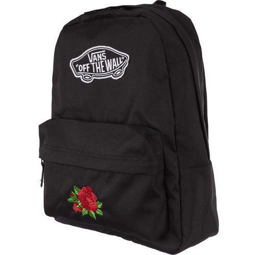 Vans Plecak realm backpack blk classic rose classic rose