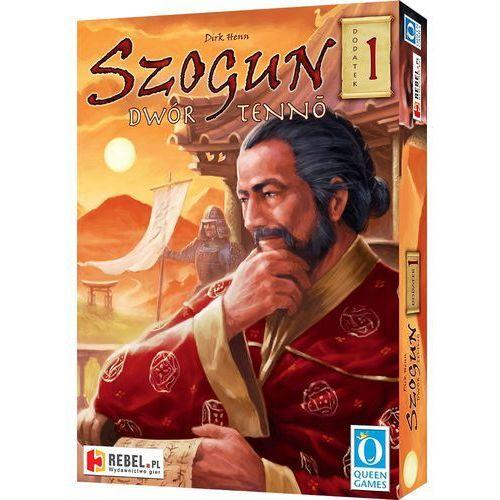 Rebel, gra strategiczna Szogun: Dwór Tenno + mini dodatek - produkt z kategorii- Gry dla dzieci