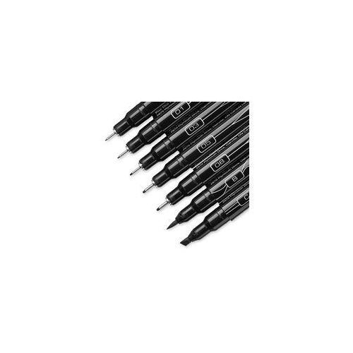 illustration markery black mix 7 szt marki Prismacolor