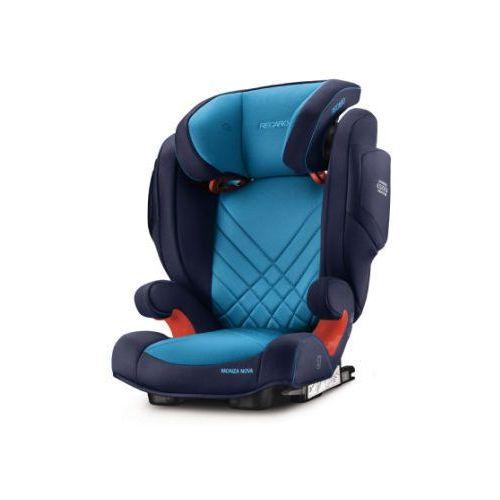 Recaro fotelik samochodowy monza nova 2 seatfix xenon blue (4031953061172)